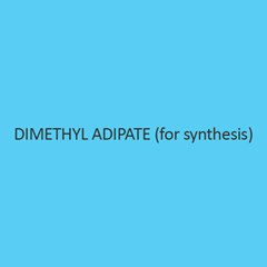 Dimethyl Adipate (For Synthesis)