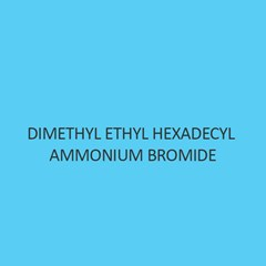 Dimethyl Ethyl Hexadecyl Ammonium Bromide