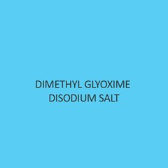 Dimethyl Glyoxime Disodium Salt (Octahydrate) AR