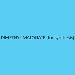 Dimethyl Malonate (For Synthesis)