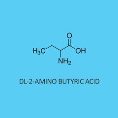 DL 2 Amino Butyric Acid