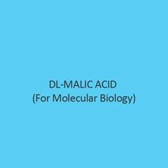 DL Malic Acid (For Molecular Biology)