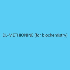 DL Methionine for biochemistry