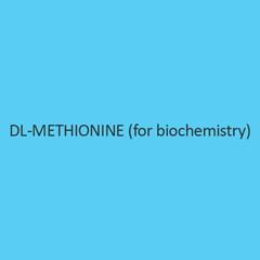 DL Methionine for biochemistry
