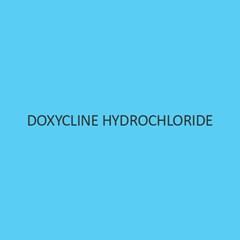Doxycline Hydrochloride (For Lab Use)