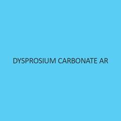 Dysprosium Carbonate AR (Tetrahydrate)