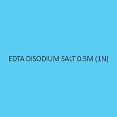 Edta Disodium Salt 0.5M(1N)