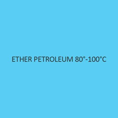 Ether Petroleum 80 to 100 degree celsius