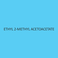 Ethyl 2 Methyl Acetoacetate