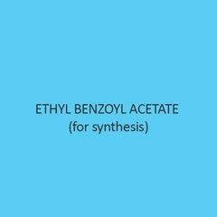 Ethyl Benzoyl Acetate (For Synthesis)