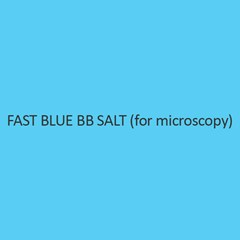Fast Blue BB Salt (For Microscopy)