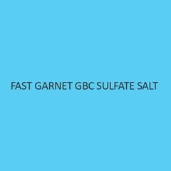 Fast Garnet GBC Sulfate Salt