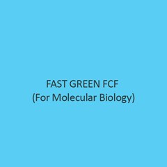 Fast Green Fcf (For Molecular Biology)