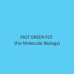 Fast Green Fcf (For Molecular Biology)