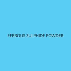 Ferrous Sulphide Powder