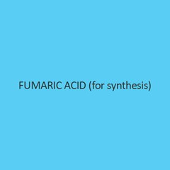 Fumaric Acid (For Synthesis)