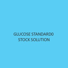 Glucose Standard Stock Solution