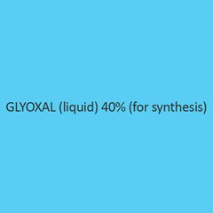 Glyoxal (Liquid) 40 Percent (For Synthesis)