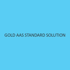 Gold AAS Standard Solution