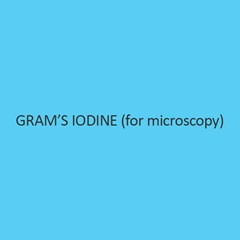 GramS Iodine (For Microscopy)