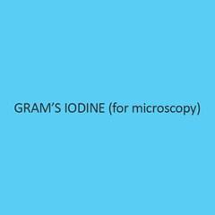 GramS Iodine (For Microscopy)