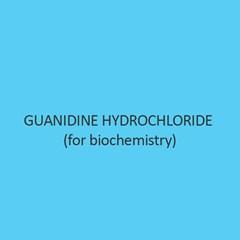 Guanidine Hydrochloride (For Biochemistry)