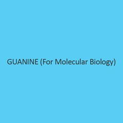 Guanine (For Molecular Biology)