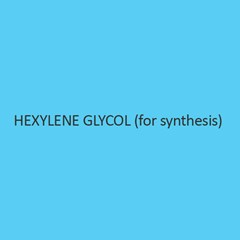 Hexylene Glycol (For Synthesis)