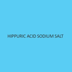 Hippuric Acid Sodium Salt