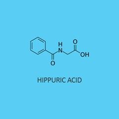 Hippuric Acid (Crystals)