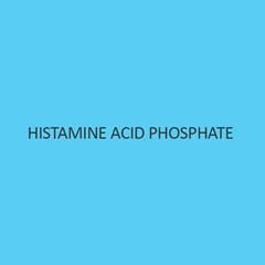 Histamine Acid Phosphate (Monohydrate)