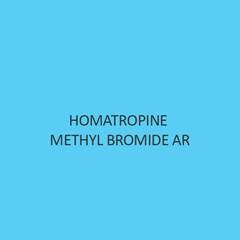 Homatropine Methyl Bromide AR