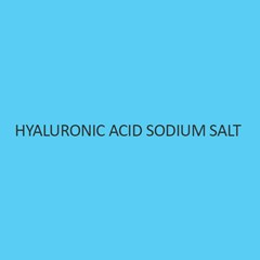 Hyaluronic Acid Sodium Salt