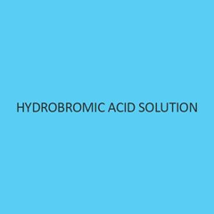 Hydrobromic Acid Solution