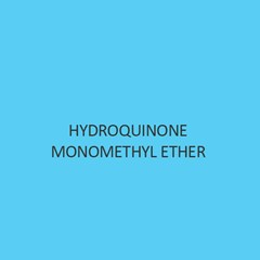 Hydroquinone Monomethyl Ether