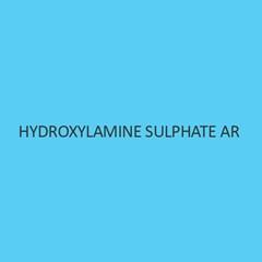 Hydroxylamine Sulphate AR