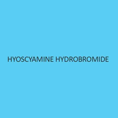 Hyoscyamine Hydrobromide (For Lab Use)