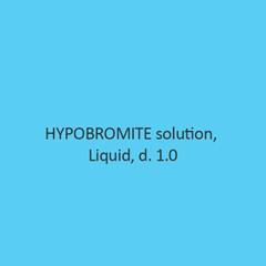Hypobromite Solution