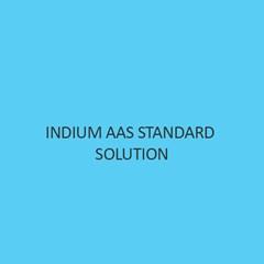 Indium AAS Standard Solution