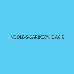 Indole 5 Carboxylic Acid