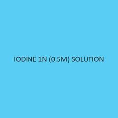 Iodine 1N (0.5M) Solution