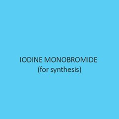 Iodine Monobromide (For Synthesis)