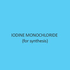 Iodine Monochloride (For Synthesis)