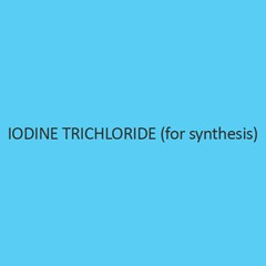 Iodine Trichloride (For Synthesis)