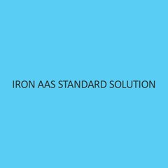 Iron AAS Standard Solution