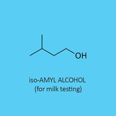 Iso Amyl Alcohol For Milk Testing