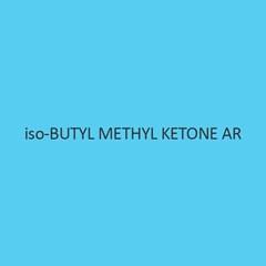 Iso Butyl Methyl Ketone AR