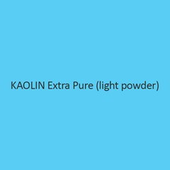 Kaolin Extra Pure (Light Powder)