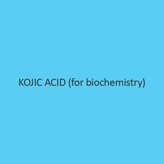 Kojic Acid (For Biochemistry)
