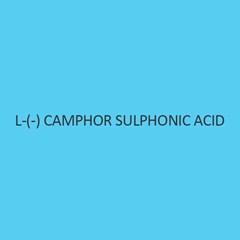 L (~) Camphor Sulphonic Acid